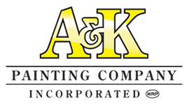 A&K Painting Company, Inc. Registered Logo