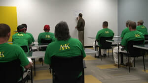 A&K Painting Co. is a leader in workforce training