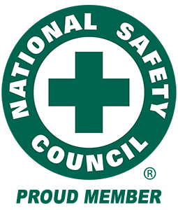 A&K Painting Company is a Proud Member of the National Safety Council