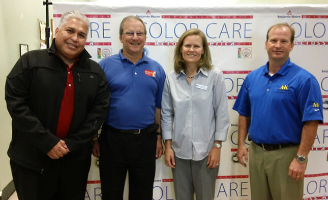 A&K PAINTING & COLOR CARE ACROSS AMERICA