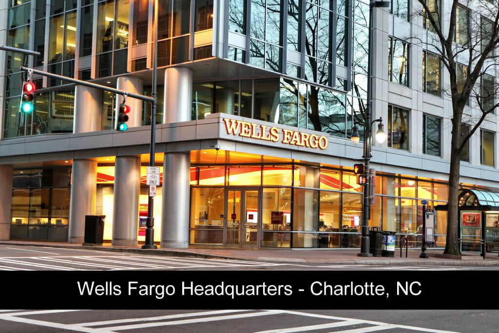 Wells Fargo HQ Charlotte