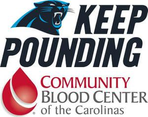 Keep Pounding Community Blood Center of the Carolinas