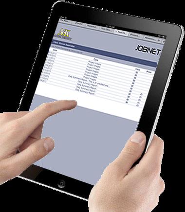 iPadJobNetScreen