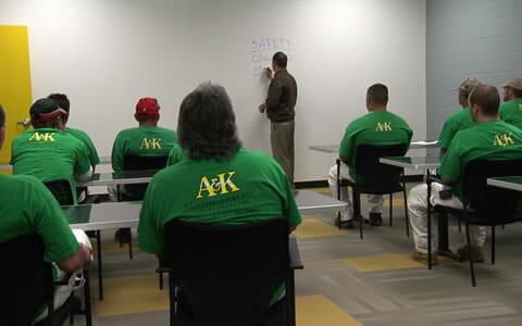 A&K Foreman Training