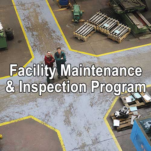 A&K Painting's Facility Maintenance and Inspection Program