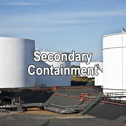 Secondary Containment by A&K Painting Co.