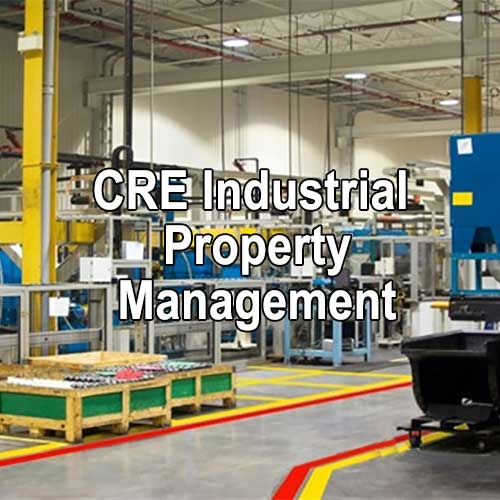 CRE Industrial Property Management