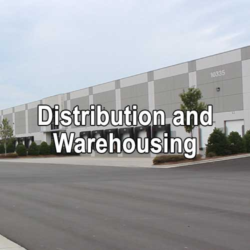 Distribution and Warehousing by A&K Painting
