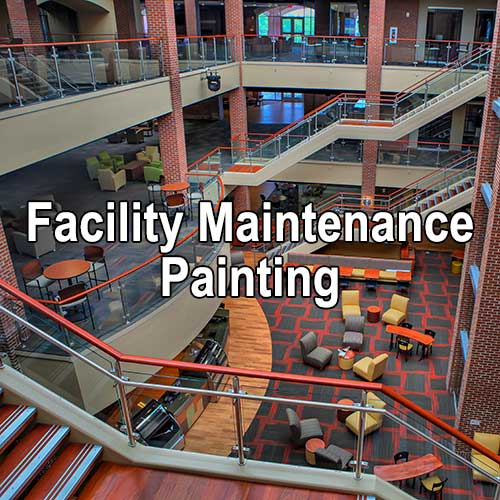 Facility Maintenance Painting by A&K Painting Company