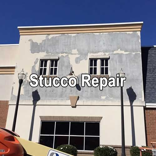 Stucco Repair by A&K Painting Company