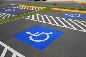parking lot striping and maintenance
