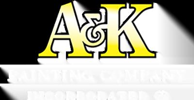 A&K Painting Company, Inc. Logo