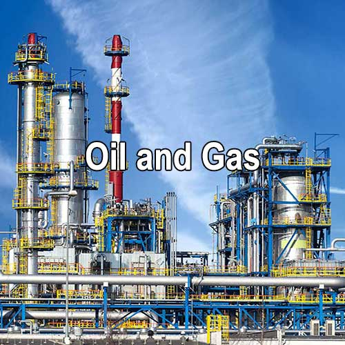 Oil and Gas Industry Facilities