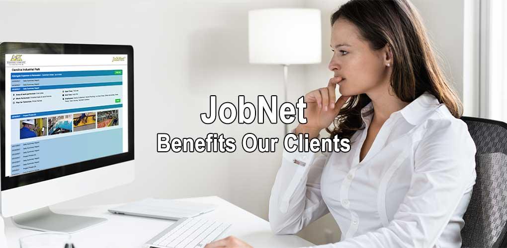 A&K's JobNet Benefits Our Clients