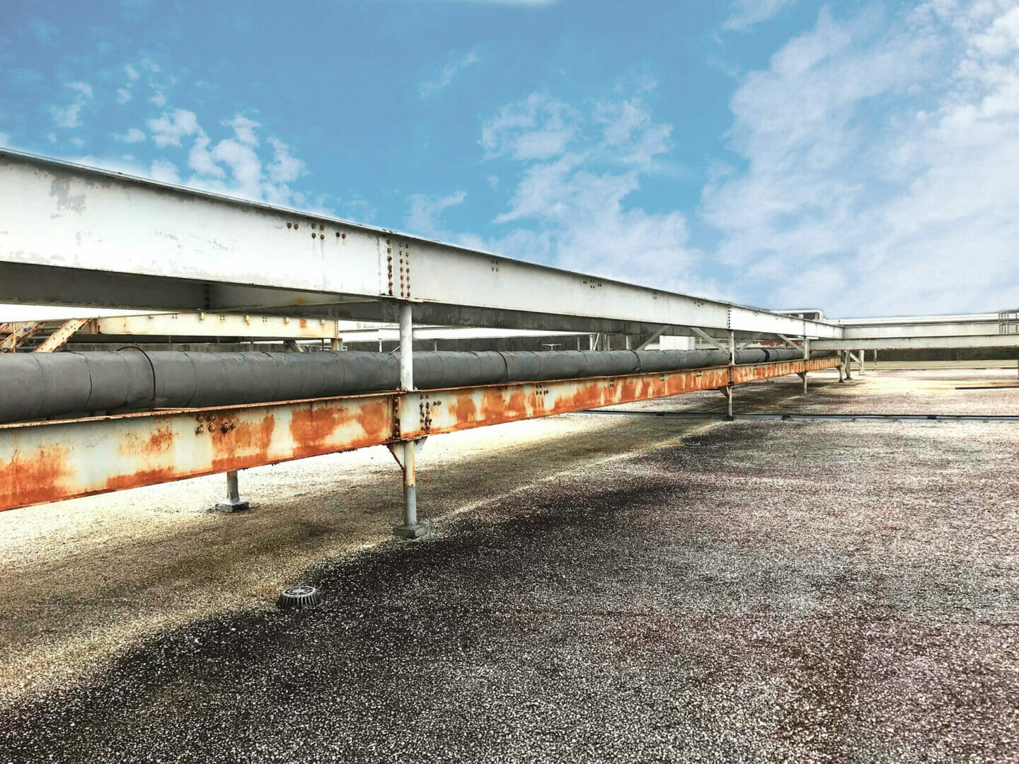 How Painting Your Facility's Structures and Equipment Now Saves You Money Later