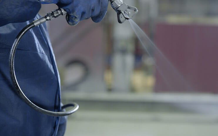 Cleaning and Prepping Rusted Structures in Your Industrial Facility