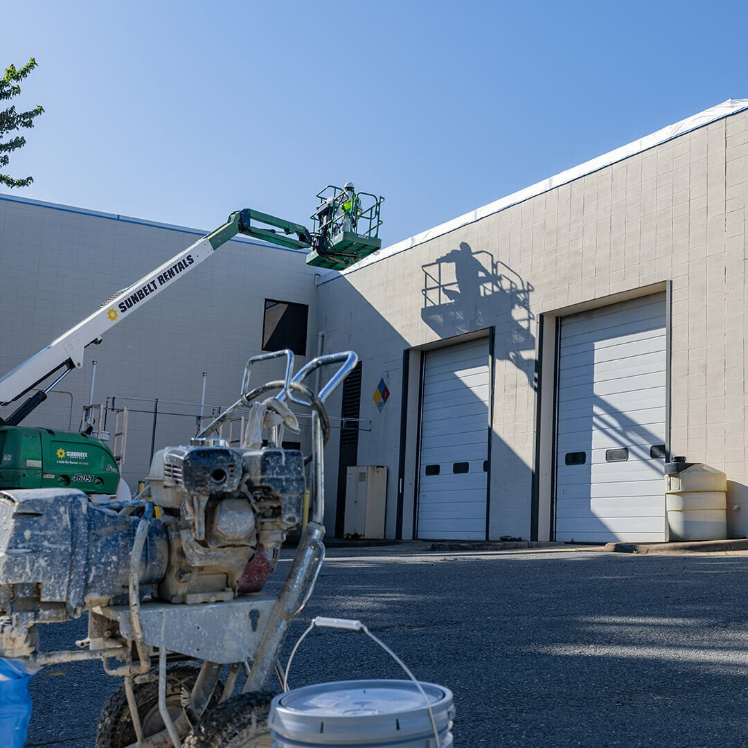 What to Expect From a Commercial Painting Contractor