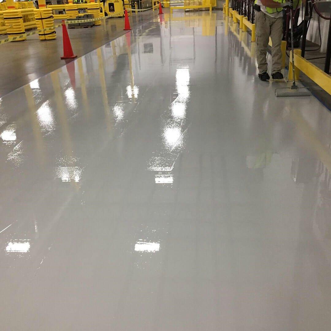 How Long Will Industrial Epoxy Flooring Last?
